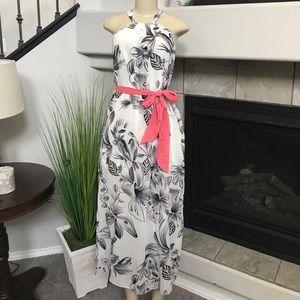 Dresses & Skirts - 🎊🎉HP 6/6/17🎉🎊🌸cute floral dress🌸