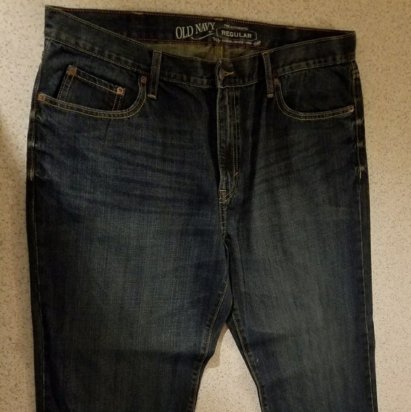 48 off old navy other old navy mens jeans sz 40 30 never been worn from jessica 39 s closet on. Black Bedroom Furniture Sets. Home Design Ideas