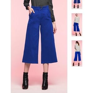 Loup Pants - Loup Gabrielle Pants Royal Blue