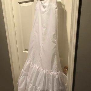 Other - Bridal slip- size 4