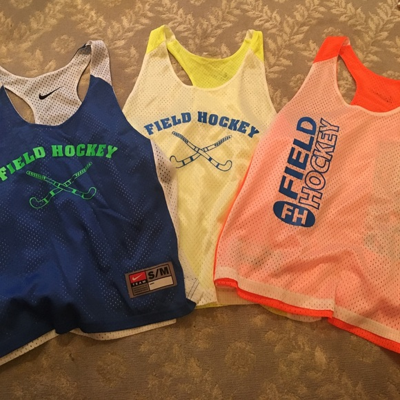 competitive price 7a4f9 1d77e Nike Field Hockey reversible pinnies
