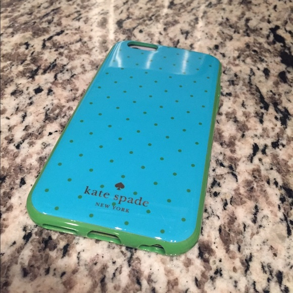 Kate Spade Live Colorfully Iphone Case