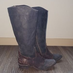 Free People Shoes - New Matisse Trouble destroyed Western Boot
