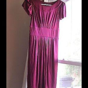 NWT BCBG Max Azria XS Berry Dress