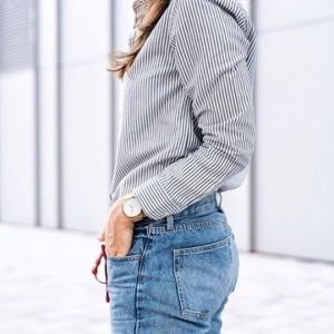 Gap High rise skinny