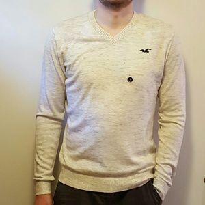 Hollister Other - Hollister V-Neck Light Sweater