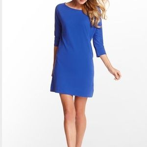 Lilly Pulitzer Blue Cassie Dress