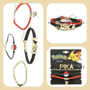 Nintendo Other - Pokemon bracelets