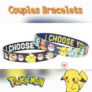 Nintendo Jewelry - Couples Bracelets