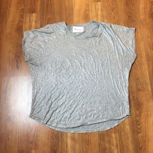 Two by Vince Camuto Tops - Metallic tee