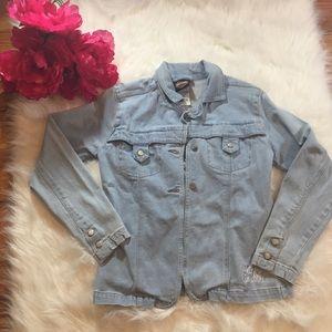 Harley-Davidson Jackets & Blazers - Vintage Harley-Davidson Embellished Denim Jacket