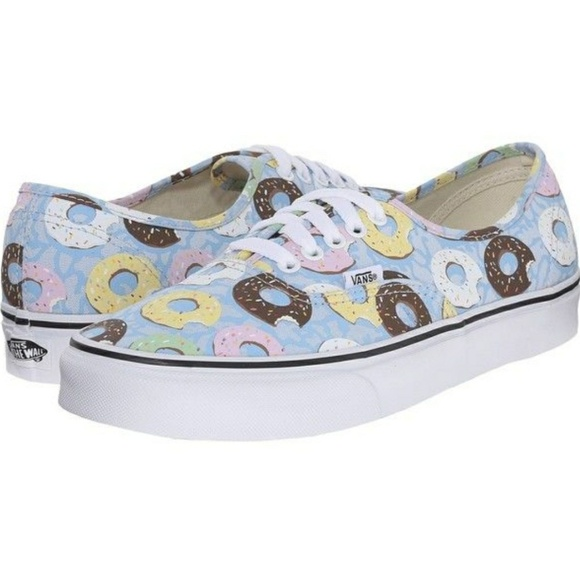 6e1e1473a77a VANS Late Night Skyway Donuts Print 5.5