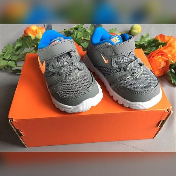 Nike Nike Flex Experience 3 TDV Baby Sneakers Size 4C