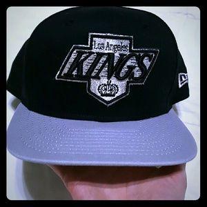 9fifty Other - LA Kings snap back hat!! NWOT