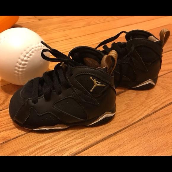 wholesale dealer b0fa4 9195a AIR JORDAN Hi-top sneaker baby boy/toddler black 6