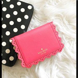 Kate Spade Fordham court cecelia card case wallet