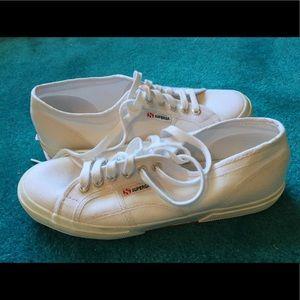 Superga Shoes - White Supergas