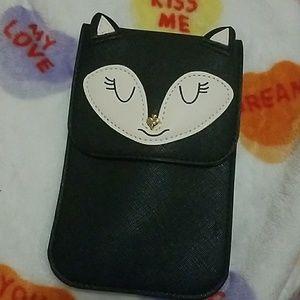 Handbags - Kawaii Fox Crossbody Bag NWT