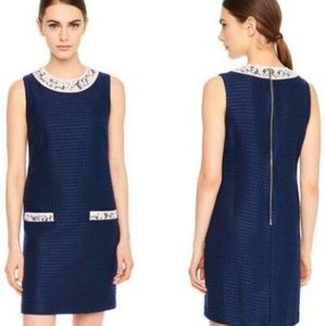 Karl Lagerfeld Dresses & Skirts - Karl langerfeld shift  tweed dress