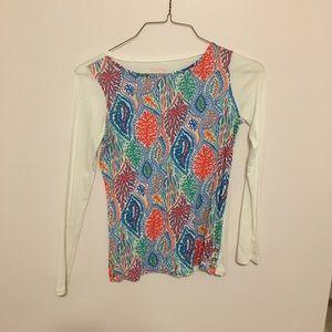 Lilly Pulitzer long sleeve shirt!