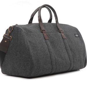 Jack Spade Other - JACK SPADE // Herringbone Duffle/Travel Bag