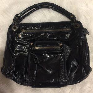 Barneys New York CO-OP Handbags - Andrea Brueckner patent leather purse