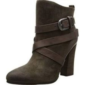 Belle by Sigerson Morrison Shoes - Belle by Sigerson Morrison Suede Floria Boot
