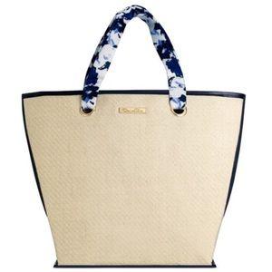 Oscar de la Renta Handbags - Oscar De La Renta Limited Edition Scarf Beach Tote