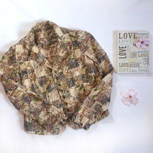 Polo by Ralph Lauren Jackets & Blazers - 🔥$10 SALE! Ralph Lauren Floral blazer