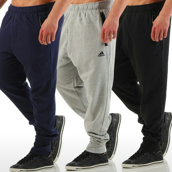 adidas adidas mens herren hose trainingshose jogginghose. Black Bedroom Furniture Sets. Home Design Ideas