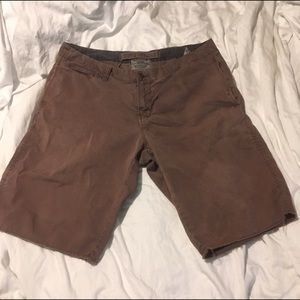 Original Paperbacks Other - Original Paperbacks mens brown shorts size 34