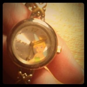 Authentic DISNEY Tinkerbell Woman's Watch