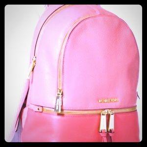 Michael Kors Rhea Backpack Medium