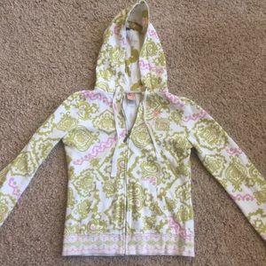 Billabong Zip Up Sweatshirt Jacket