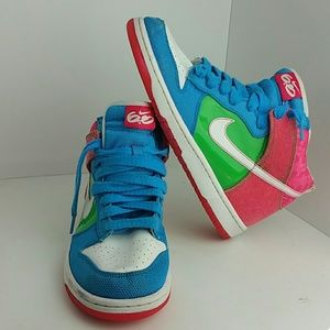 NIKE DUNK 6.0 HI WOMEN SHOES
