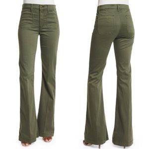 Hudson Jeans Pants - *price firmHudson high waist olive green pants NWT