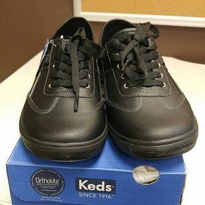 Keds Shoes - Keds Women's Craze Leather T-toe Fashion Sneaker