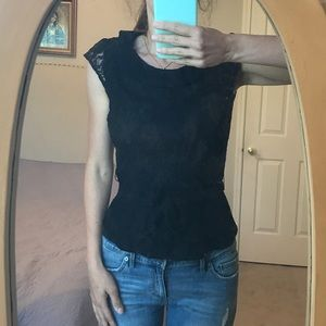 Lace shirt/blouse