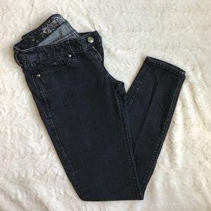 Black EXPRESS jean leggings *FIRM PRICE*