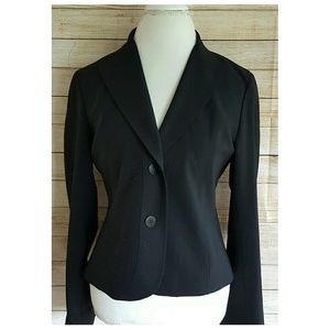 Lafayette 148 New York Jackets & Blazers - Lafayette 148 New York Black Blazer Jacket Stretch