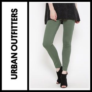 Urban Outfitters Pants - $3 SALE! Urban Outfitters BDG olive green leggings