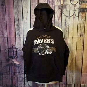 Other - 💥clearance sales Boys baltimore ravens hoodie💥