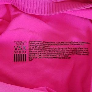 Victoria's Secret Tops - Victoria's Secret sport vsx hot pink Power y tank
