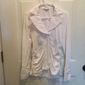 CAbi long sleeved blouse
