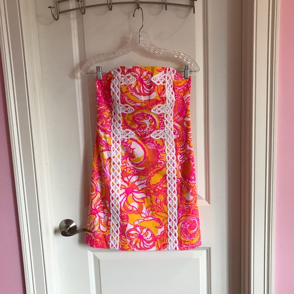 64 Off Lilly Pulitzer Dresses Skirts Nwt 1 Day Sale