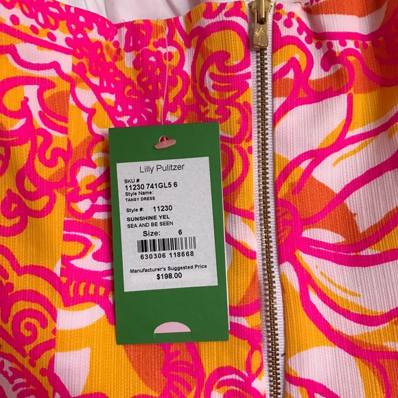 37 Off Lilly Pulitzer Dresses Skirts Nwt Lilly