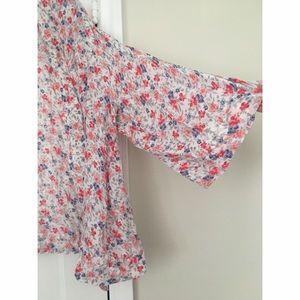 LC Lauren Conrad Other - Lauren Conrad Floral Kimono!