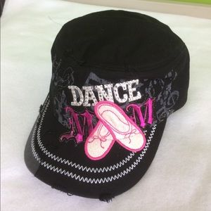 Accessories - 5 for $25 Dance Mom Cap Hat Cadet NEW