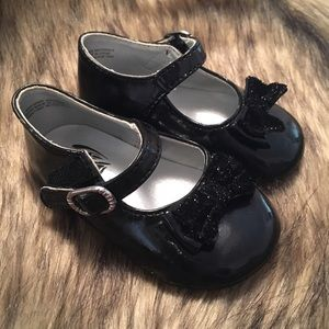 Other - Black Dress Shoes - 6-12 months