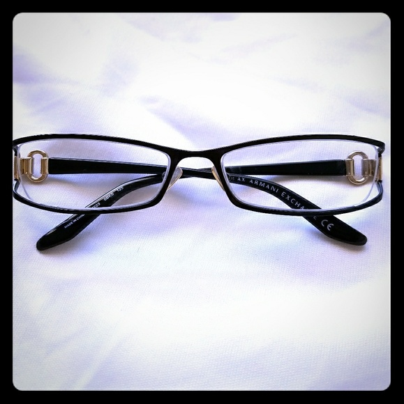 efd350dcbba9 Armani Exchange Accessories - Armani Exchange Glasses